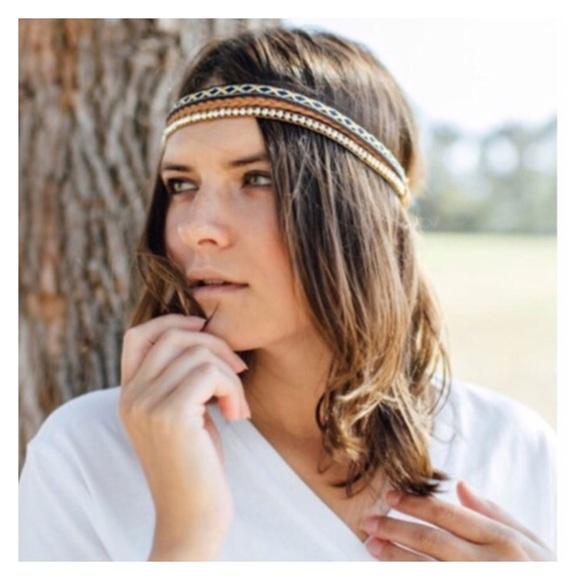 dd990ec8c3f07 Three Piece Bohemian Headband Set Boutique